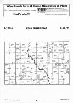 Map Image 034, Pennington County 1992